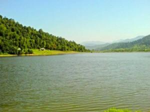دریاچه سراگاه تالش 3