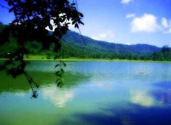 دریاچه سراگاه تالش 4