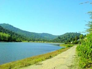 دریاچه سراگاه تالش 1