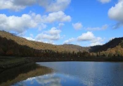 پاییز دریاچه
