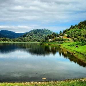 دریاچه سراگاه تالش 2